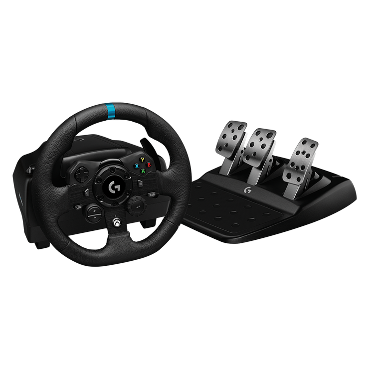 Logitech G923 Trueforce Sim Racing Wheel for Xbox & PC - pagnianimports