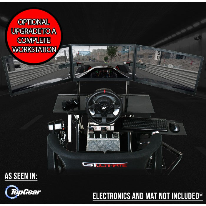 Official Holden Racing Team Simulator Cockpit by Next Level Racing - Pagnian Advanced Simulation