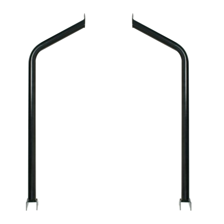 Next Level Support poles for V1 GTxtreme and GTpro Cockpit Simulators - Pagnian Advanced Simulation