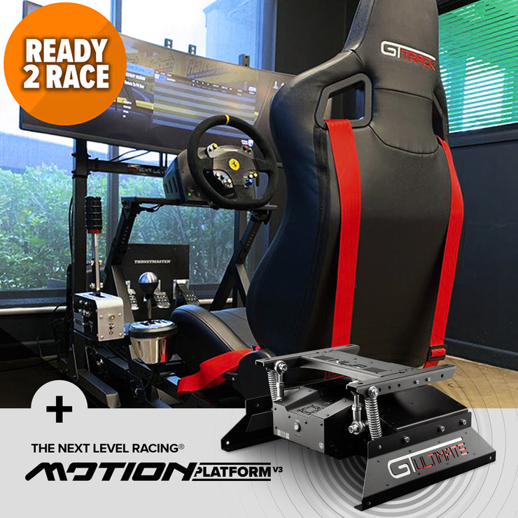 Ready 2 Race Stage 2 Motion Simulator Package - Pagnian Advanced Simulation