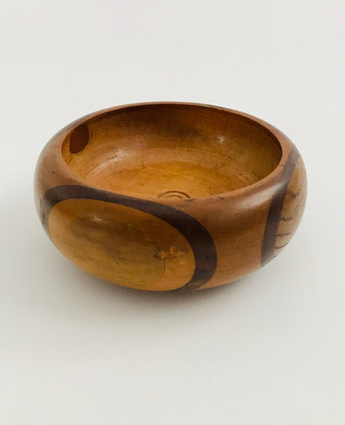 New Zealand Sovereign Wood Bowl