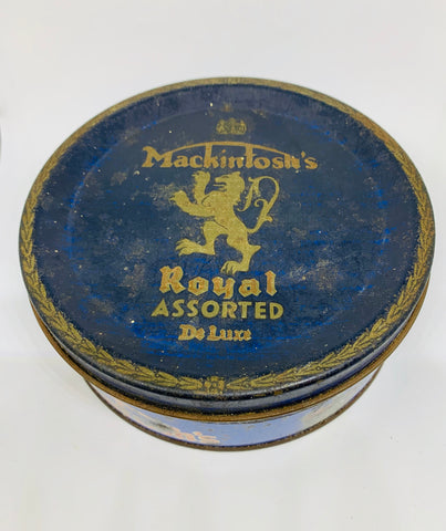Mackintosh's Royal Assorted Vintage Tin