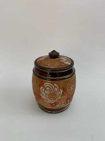 Royal Doulton Lambeth Tobacco Jar