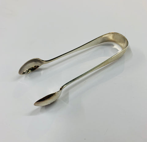 Sterling Silver Sugar Tongs