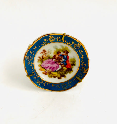 Limoges Small Dish
