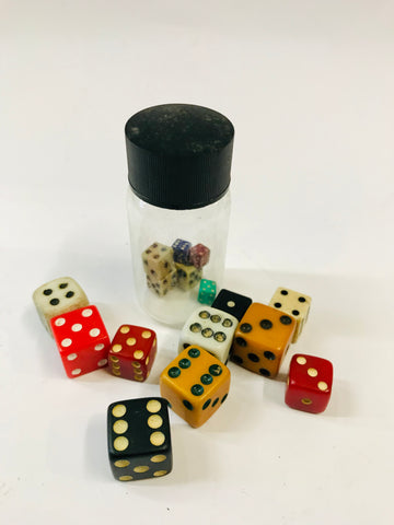 Small Bag of Assorted Dice
