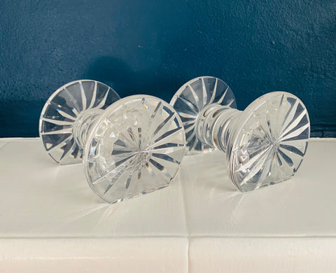 Pair of Waterford Crystal Knife rests