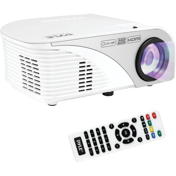 1080p HD Digital Media Projector - Projectors