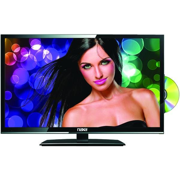 19 LED TV with DVD-Media Player & Car Package - Televisions