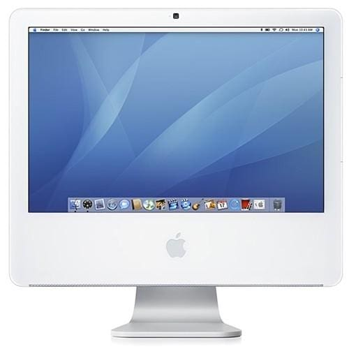 Apple Imac 17 Core 2 Duo T5600 1.83ghz All-in-one Computer - 2gb160gb Cdrw-dvd (white) (late 2006) - Apple IMac