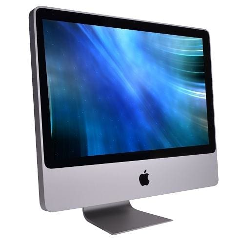 Apple Imac 20 Core 2 Duo E8135 2.66ghz All-in-one Computer - 2gb320gb Dvdrw Geforce 9400m (early 2009) - Apple IMac