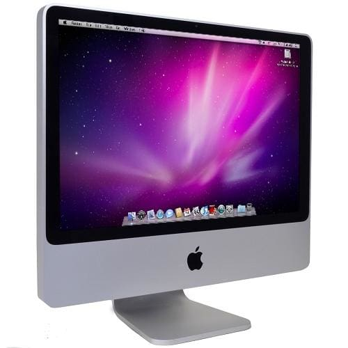 Apple Imac 20 Core 2 Duo P7550 2.26ghz All-in-one Computer - 2gb160gb Dvdrw Geforce 9400m (mid 2009) - Apple IMac