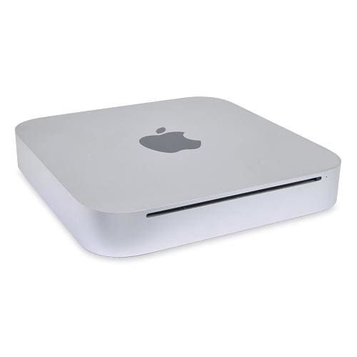 Apple Mac Mini Core 2 Duo P8600 2.4ghz 4gb 120gb Ssd Dvdrw Geforce320m Mini Desktop (mid 2010) - Apple IMac