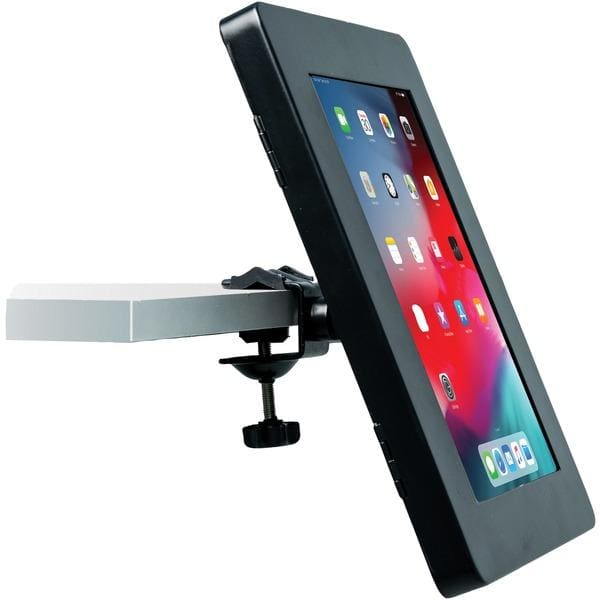 Premium Locking Shelf Mount for 9.7-Inch to 10.5-Inch Tablets - Personal Electronics