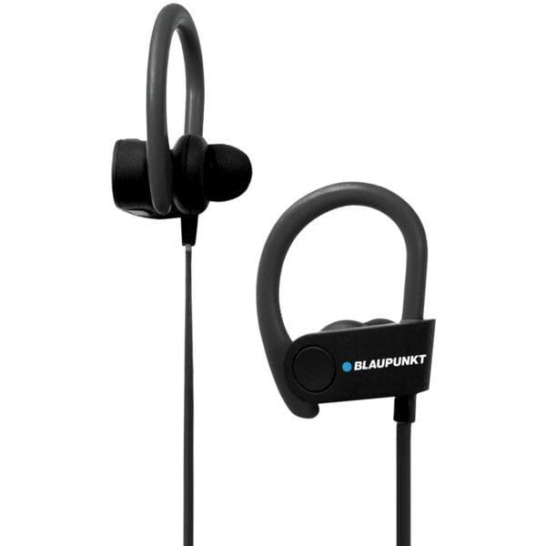 Sports Bluetooth(R) Earbuds with Earhooks and Microphone - Personal Electronics