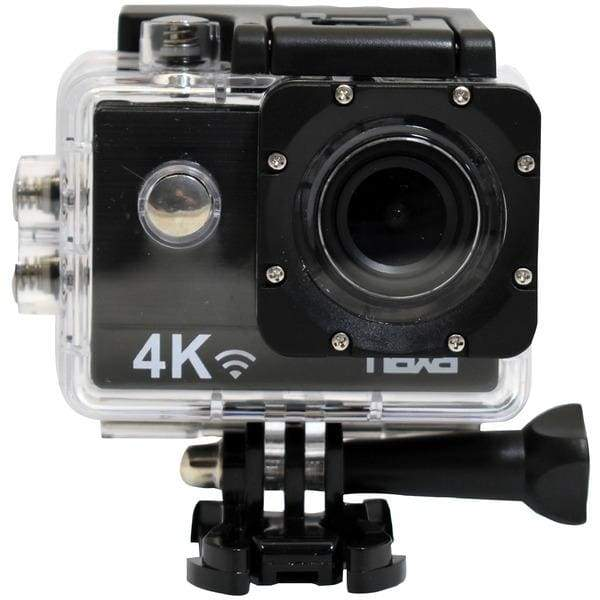 Waterproof 4K Action Camera - Outdoor Recreation & Fitness