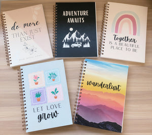 Let Love Grow Notebook