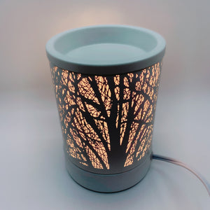 White Forest Electric Wax Warmer
