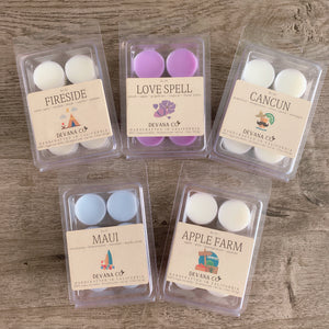 Luxury 100% Vegan Soy Wax Melts