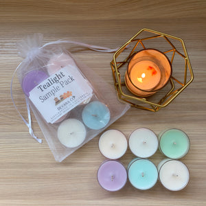 Tea light Sample Pack (6)