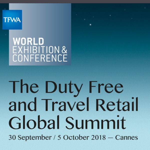Bombata at The Duty free and Travel Retail Summit - Cannes 2018