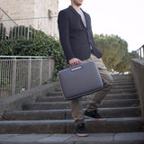 Bombata Overnight Bag for 17 inch laptop Brera by Fabio Guidoni - Bombata  - 8