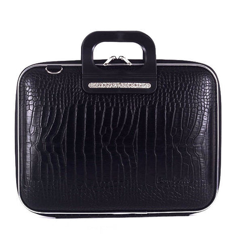 Bombata Bag Siena Cocco Briefcase for 13 Inch Laptop by Fabio Guidoni - Bombata  - 1