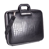 Bombata Bag Siena Cocco Briefcase for 17 Inch Laptop by Fabio Guidoni - Bombata  - 9