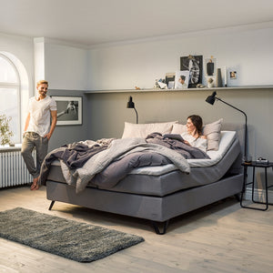 JENSEN® Elevationsseng Aqtive I Med Diplomat
