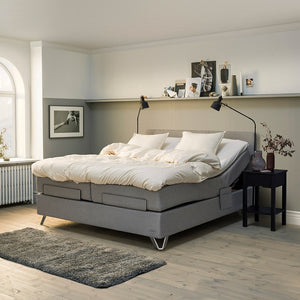 JENSEN® elevationsseng Dream Med Diplomat