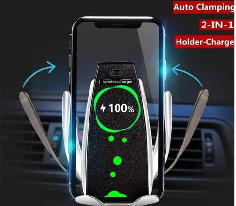 Qi Car Wireless Fast Charger