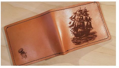 Laser Etching and  Engraver Feature Works
