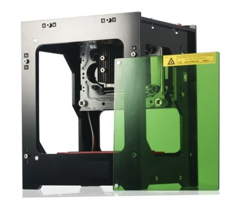 Laser Etching and  Engraver