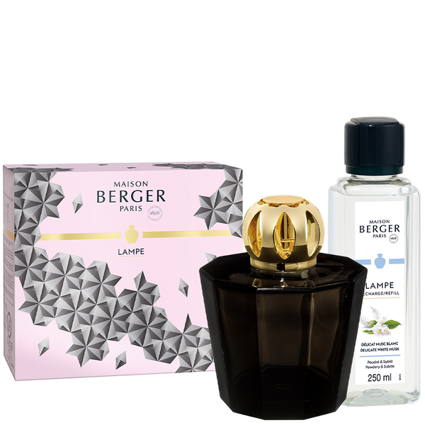 Black Crystal Gift Set - Maison Berger