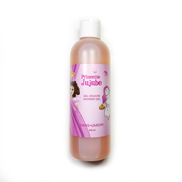 Gel douche Princesse Jujube - 240 ml
