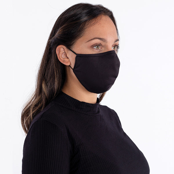Reusable Face Mask - Physician model - Silver