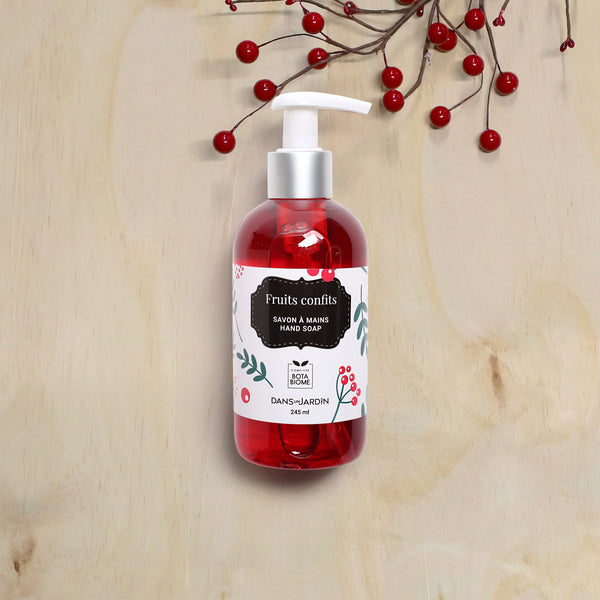 Fruits Confits Hand soap - 245 ml