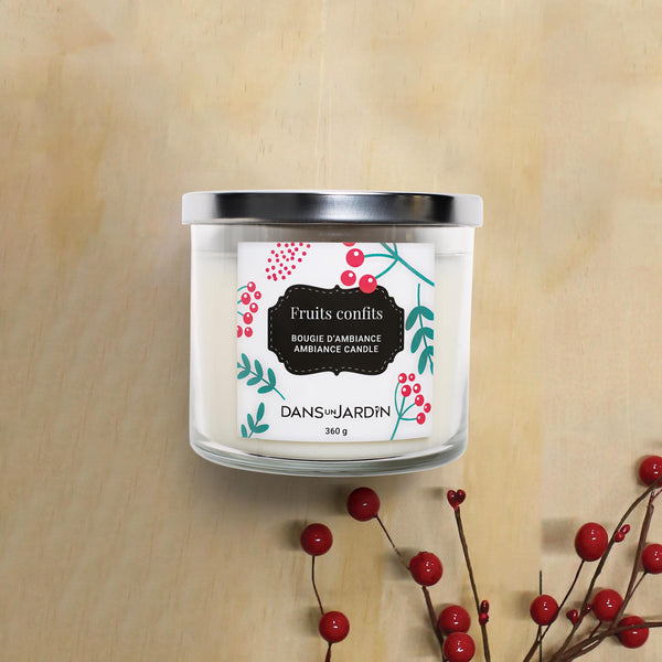 Fruits Confits Candle - 360g