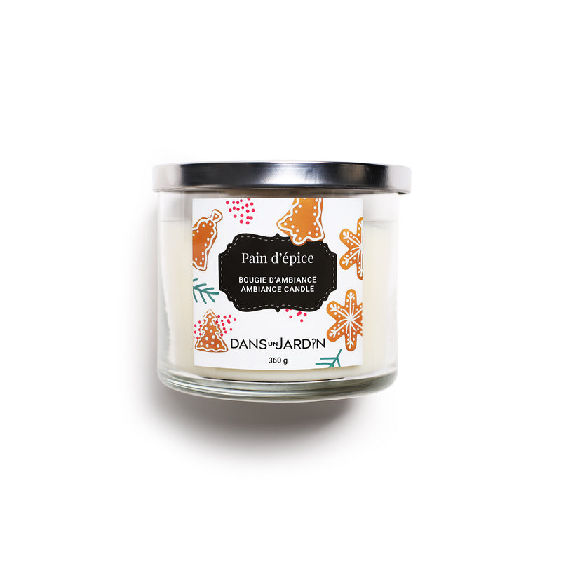 Pain d'épice Candle - 360g