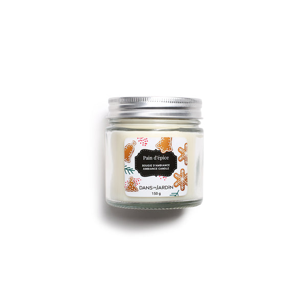 Pain d'épice Candle - 150g
