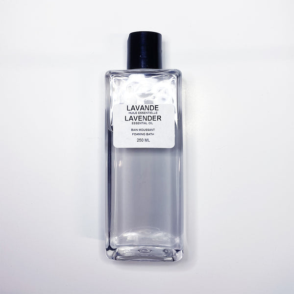 Bain moussant lavande - 250 ml