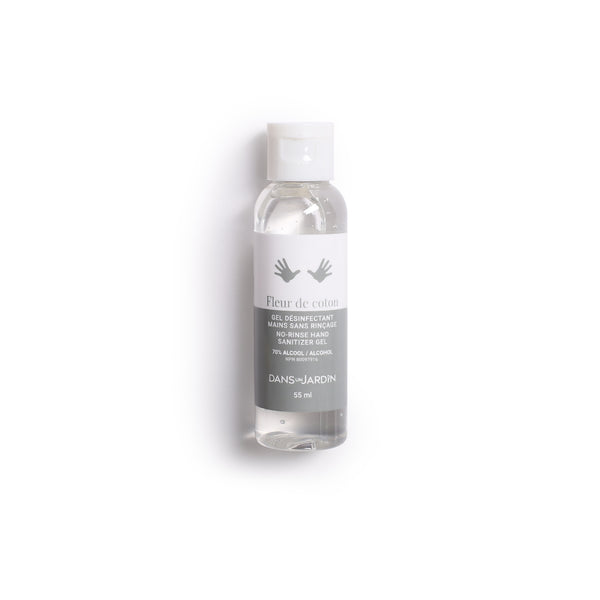 No-Rinse Hand Sanitizing Gel – Coton flower