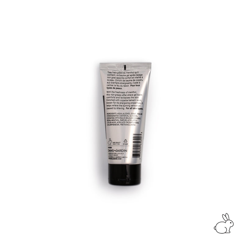 Aftershave gel balm Glace - 75 ml