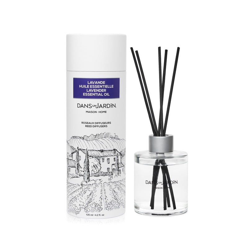 Coriandre & lime Reed diffusers - 125 ml