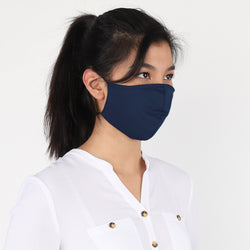 Face mask - Surgeon Model - Navy