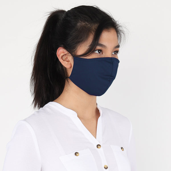 Reusable Face Mask - Surgeon Model - Navy