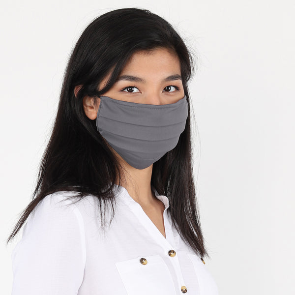 Reusable Face Mask - Doctor model - Grey