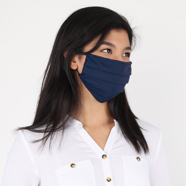 Face mask - Doctor model - Navy
