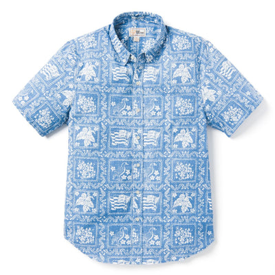 Reyn Spooner LAHAINA SAILOR ARCHIVE CLASSIC TAILORED in DENIM