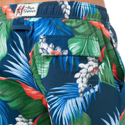 Reyn Spooner ROYAL TAHITI SWIMSUIT in DRESS BLUES